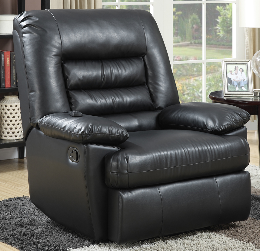 Serta Big u0026 Tall Memory Foam Massage Recliner Multiple Colors - Walmart.com & Serta Big u0026 Tall Memory Foam Massage Recliner Multiple Colors ... islam-shia.org