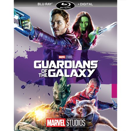 Guardians of the Galaxy (Blu-ray + Digital) (Dave Bautista Guardians Of The Galaxy 2)