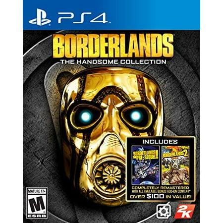 Borderlands: The Handsome Collection, 2K, PlayStation 4,