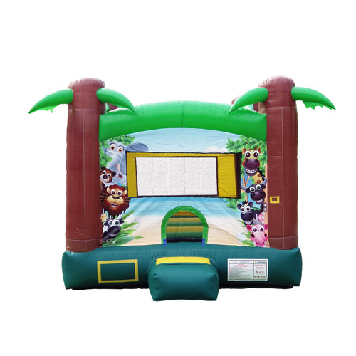 JumpOrange DuraLite Safari Bounce House