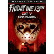 Friday the 13th, Part V: A New Beginning (DVD)