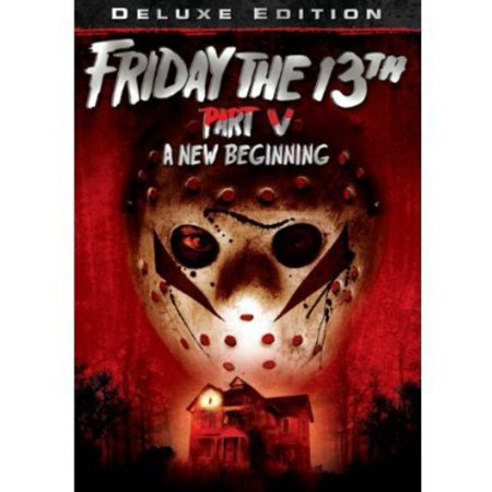 Friday The 13th And Halloween Crossover (Friday the 13th Part V: A New)