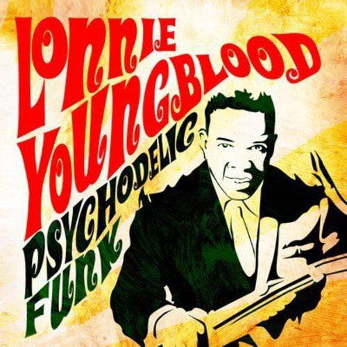 Lonnie Youngblood - Psychodelic Funk [CD]