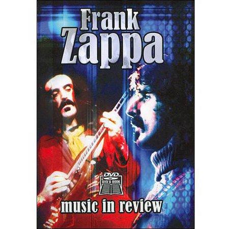 Frank Zappa: Music In Review (With Book)