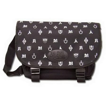 Mar Icon Pattern Messenger Bag Ge 5432