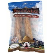 "Loving Pets Pure Buffalo Meaty Femur Bone 7-9"", 2pk"