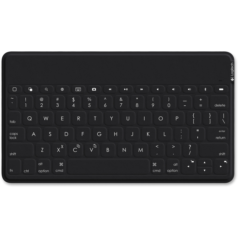 Logitech Ultra-Portable Bluetooth iPad Keyboard