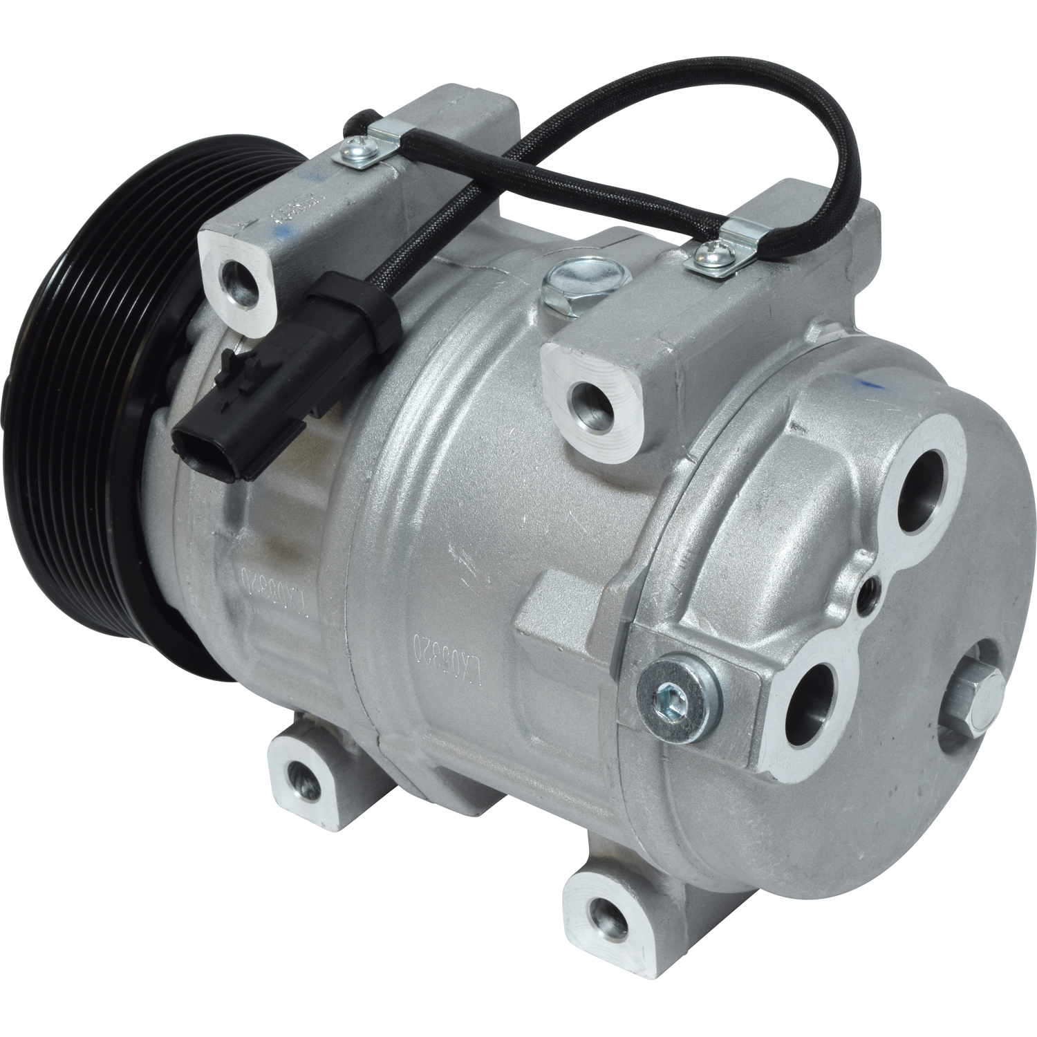New   Global Parts Distributors   6512232 A//C  Compressor And Clutch