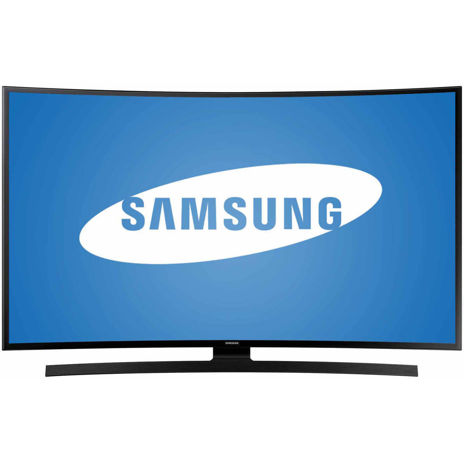 "Refurbished Samsung UN55JU6700 55"" Curved 4K Ultra HD 2160p 60Hz LED Smart HDTV (4K x 2K)"