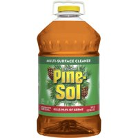 Pine-Sol All Purpose Multi-Surface Disinfectant Cleaner, Original Pine, 144 Ounces