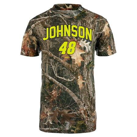 Jimmie Johnson Camo (Jimmie Johnson TrueTimber T-Shirt - Camo )