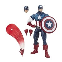 Marvel Legends Series 80th Anniversary Captain America
