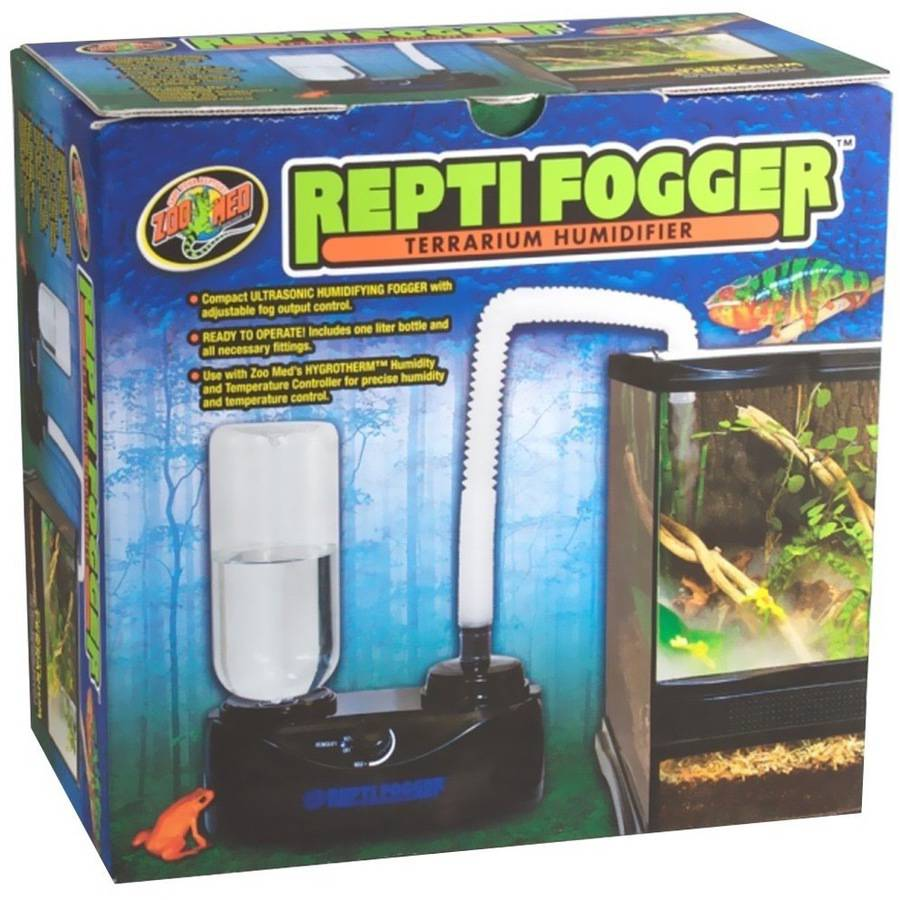 Zoo Med Reptifogger Terrarium Humidifier by Generic