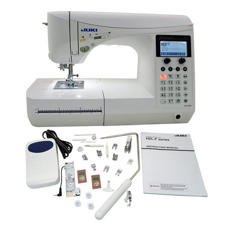 Juki Exceed HZL F600 Quilt Pro Special Computerized Sewing