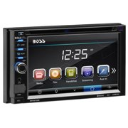 BOSS Audio BV9372BI Double Din, Touchscreen, Bluetooth, DVD/CD/MP3/USB/SD AM/FM Car Stereo,