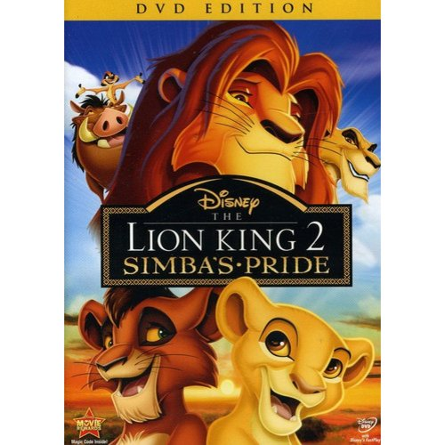 The Lion King II: Simba's Pride (Special Edition) (Widescreen)