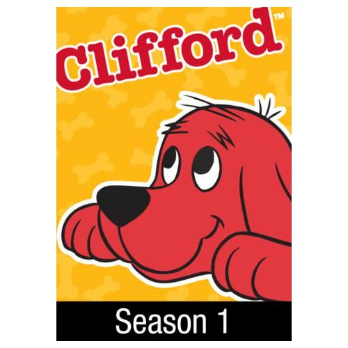 Clifford The Big Red Dog: Season 1 (2000)