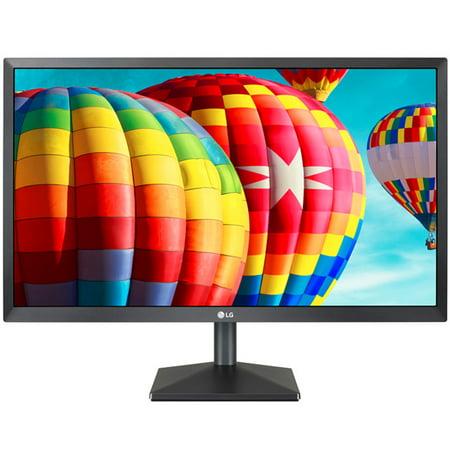 """LG 24MK400H-B 24"""" Full HD TN LED Monitor with AMD FreeSync"""