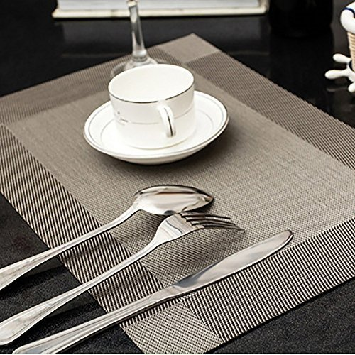 Washable Heat Resistant Table Mats
