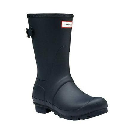 Women's Hunter Original Short Back Adjustable Rain Boot