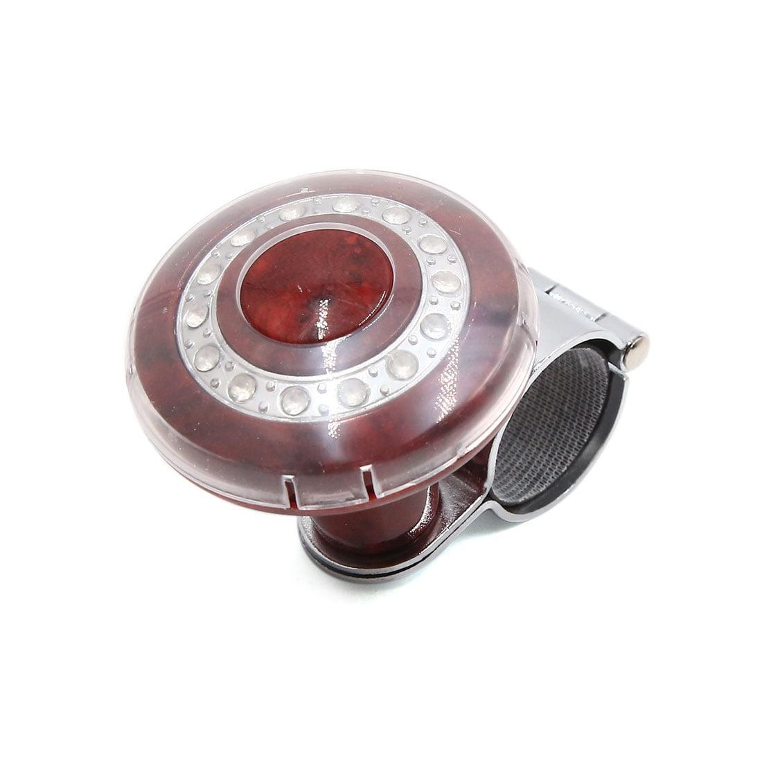 Brown Auto Car Power Steering Wheel Ball Handle  Knob Booster