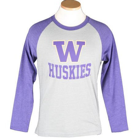 sale retailer 454eb e7cf8 Washington Huskies Youth Long Sleeve Fuel T-shirt