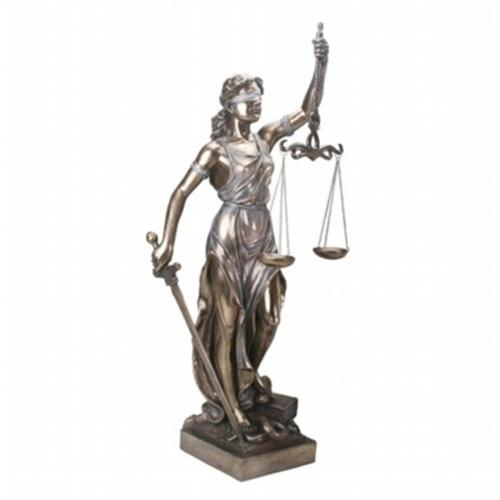 YTC Summit 7918 3FT LADY JUSTICE STATUE, C-1
