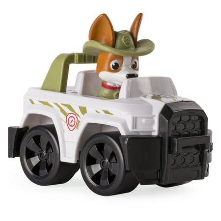 Paw Patrol Rescue Racers, Tracker Jungle Pup - Pup Patrol Halloween