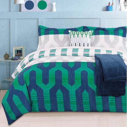 Luxury Home Keylink Comforter Set