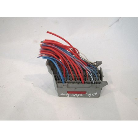 (pre-owned original part) fuse box 01 volvo v70 91 62 439 r202961 -  walmart com