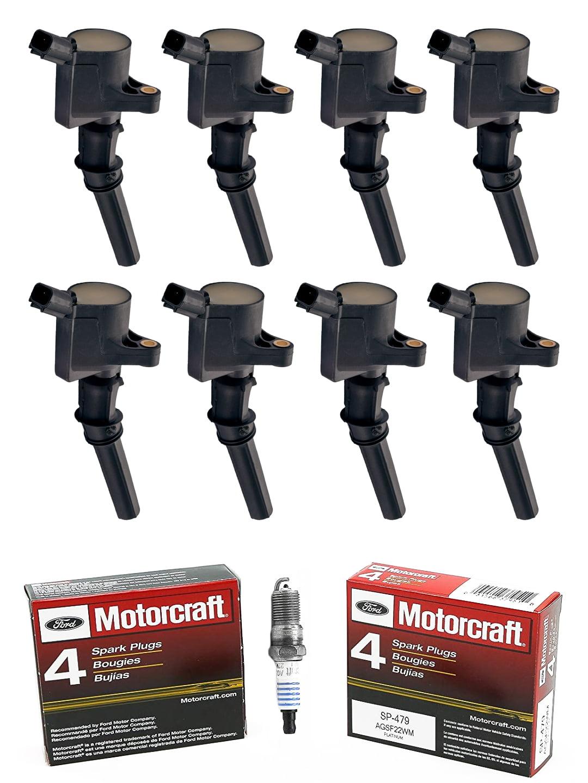 For 2006 Ford F-150 V8 5.4 All Ignition Coil