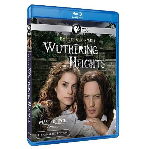 Emily Bronte's Wuthering Heights (Blu-ray)