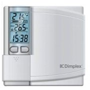 Dimplex 7 Day Programmable Thermostat, White