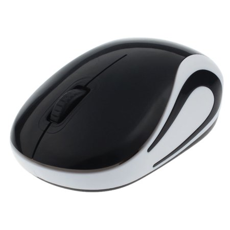 Cute Mini 2.4 GHz Wireless Optical Mouse Mice For PC Laptop Notebook BK 2.4 Ghz Wireless Phone
