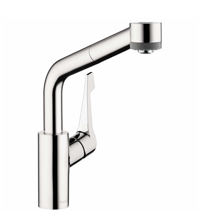 Hansgrohe Kitchen Faucet Cento Semi Arc Chrome Hansgrohe Chrome Plate