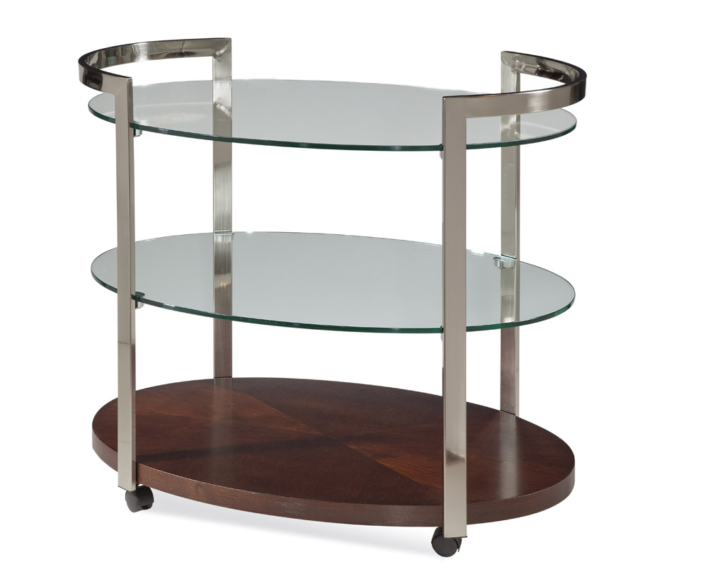Bassett Gordon Tea Cart by