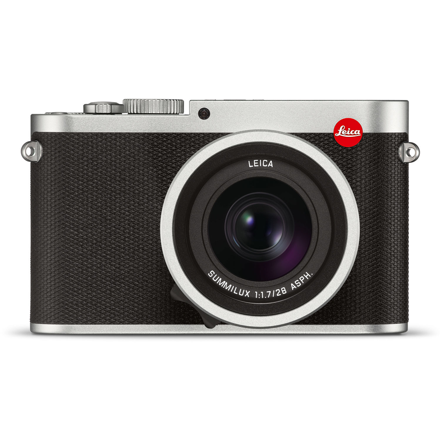 Leica Q (Typ 116) Digital Camera (Silver Anodized) by Leica