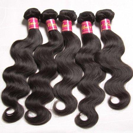 Sensationnel Body Wave (UNice Hair Peruvian Virgin Human Hair Extensions Body Wave 4)