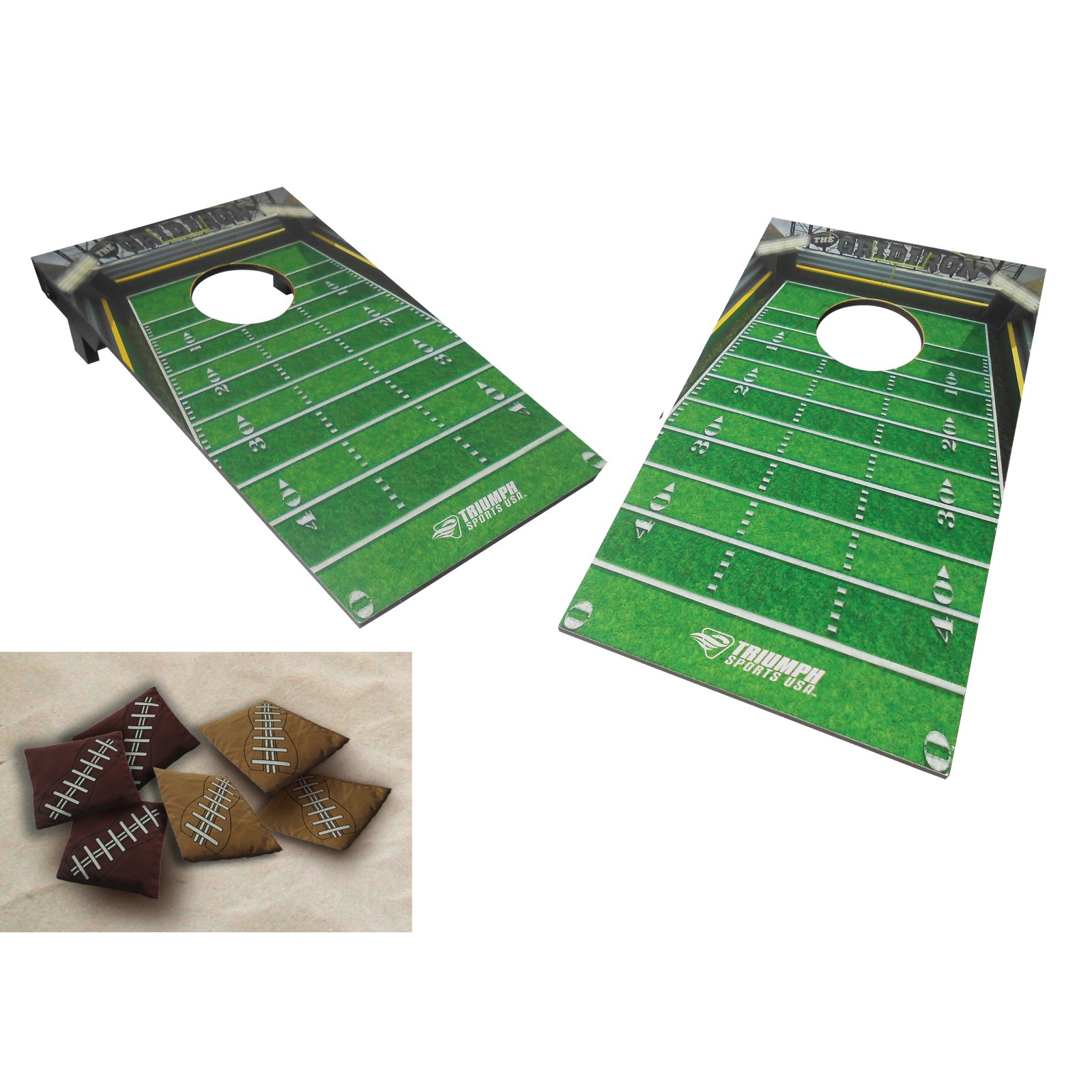 Triumph Sports Mini Football Bag Toss by Escalade Sports