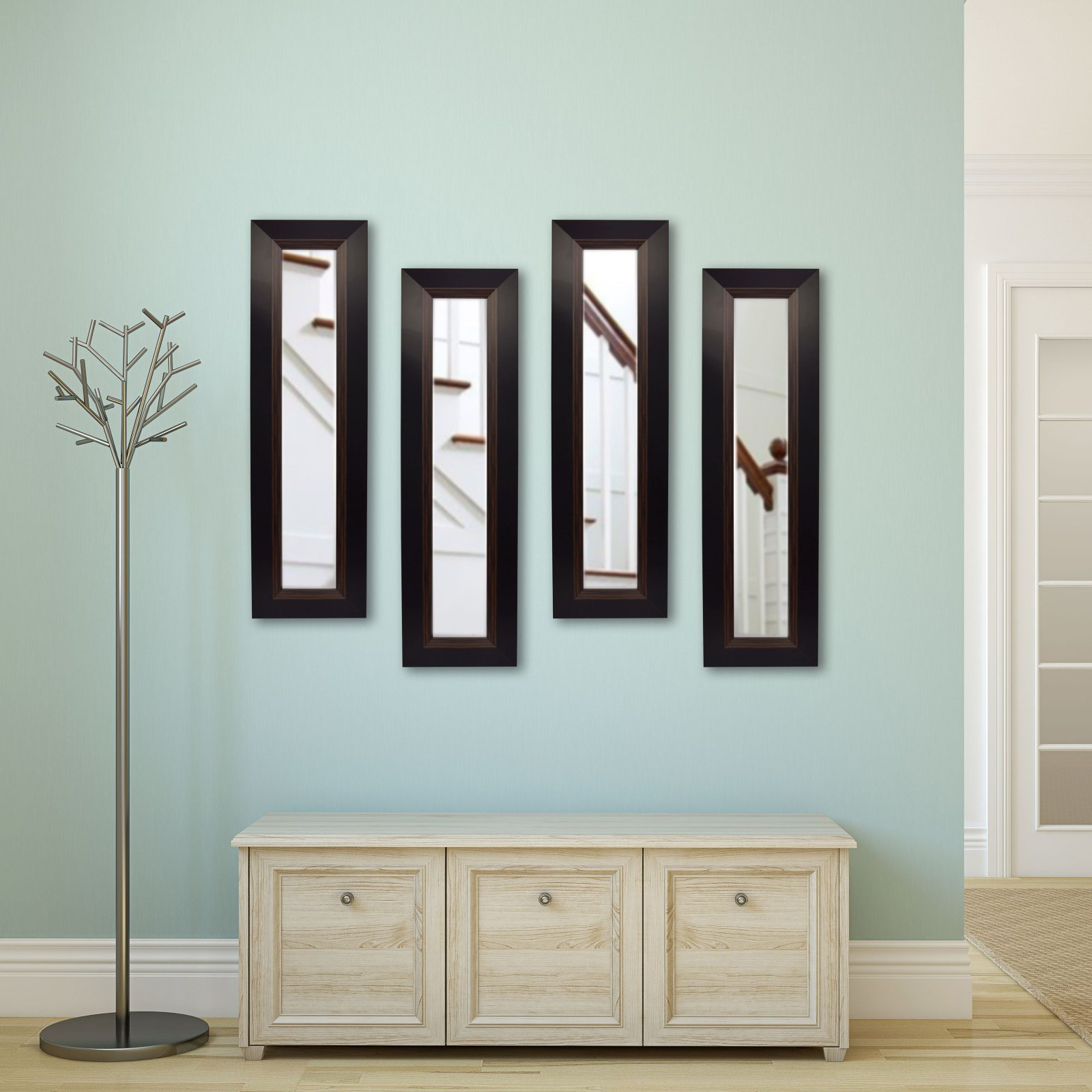 Rayne Mirrors Molly Dawn Lining Wall Mirror