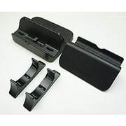 Nintendo Wii U Gamepad Black Cradle / Stand / Console Holder (Refurbished)