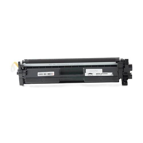 Compatible HP 30A CF230A Black Toner Cartridge for HP LaserJet M203d M203dn M203dw LaserJet Pro M203dn M203dw MFP M227d MFP M227fdn MFP M227fdw MFP M227sdn- Moustache® - image 2 of 4