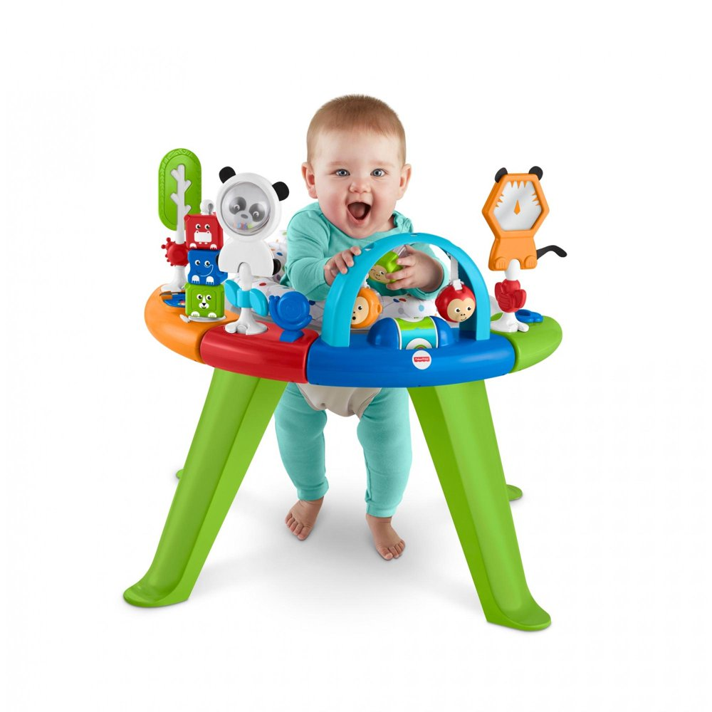 Fisher-Price 3-in-1 Spin & Sort Activity Center Playset