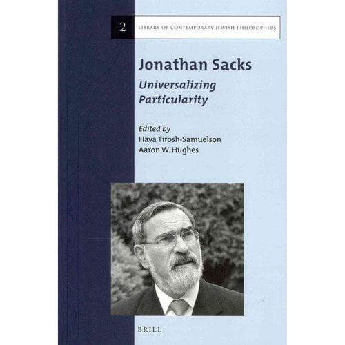 Jonathan Sacks: Universalizing Particularity