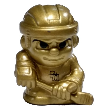 TeenyMates NHL Series 1 Metallic Gold Finish Mini Figure [No Packaging]