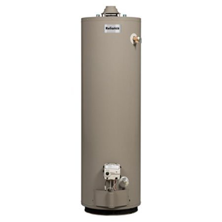 Reliance Water Heater 3-40-NOCT400 Water Heater, Gas, 35,500 BTU,