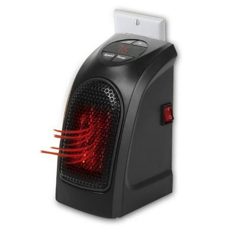 2017 new protable mini handy fan electric radiator heater for Ventiladores para oficina