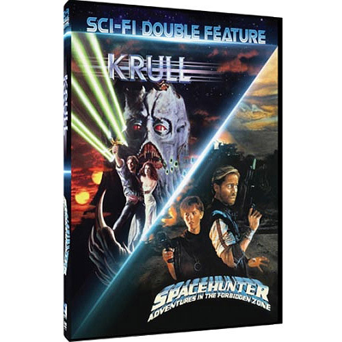 80s Sci-Fi Double Feature: Krull / Spacehunter: Adventures In The Forbidden Zone