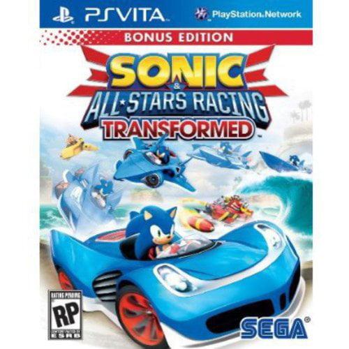 Sonic All Stars Racing Transformed (PSV)