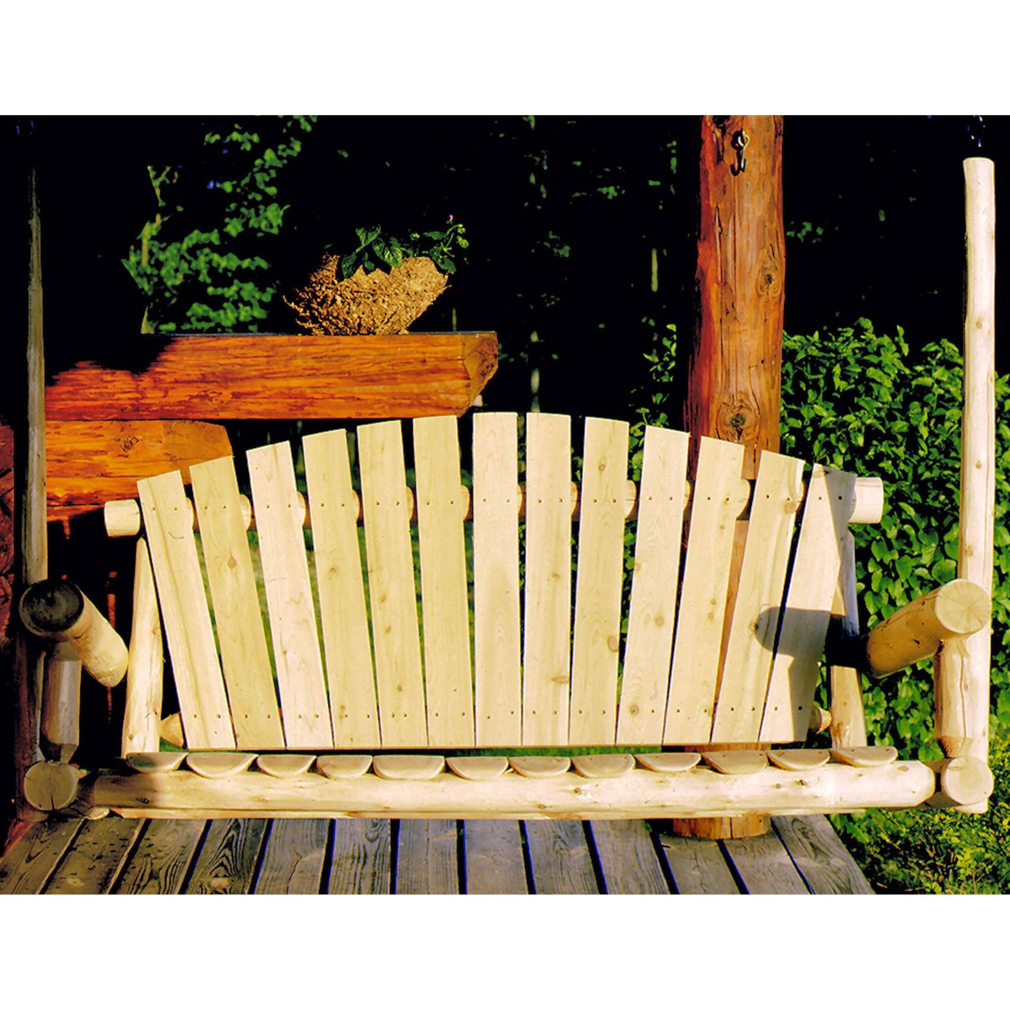 Lakeland Mills 5' Porch Swing by Lakeland Mills